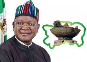 Benue State Governor Samuel Ortom