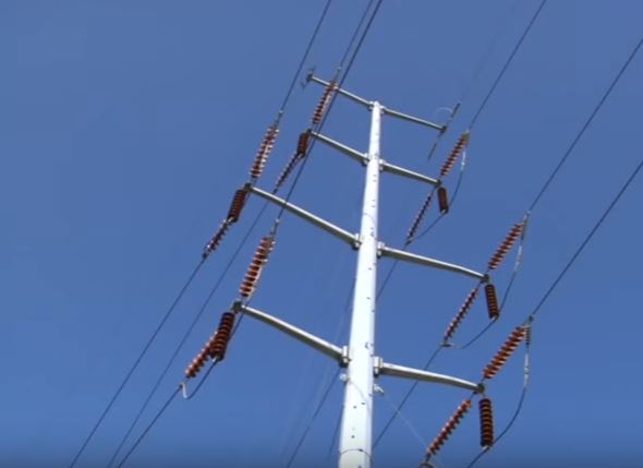 Power [Electricity] Lines