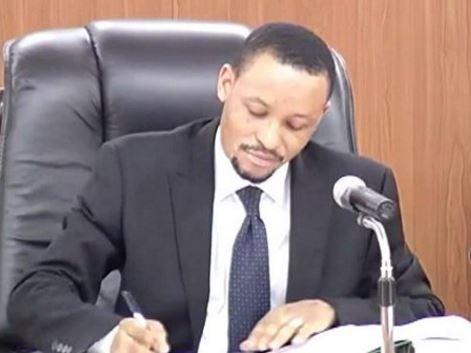 Code of Conduct Tribunal Chairman Danladi Umar