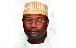 INEC Chair Mahmood Yakubu