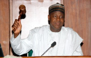 House of Representative Speaker Yakubu Dogara