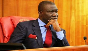 Nigeria Deputy President of the Senate, Senator Ike Ekweremadu