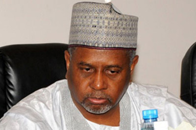 Nigeria's former National Security Adviser Sambo Dasuki