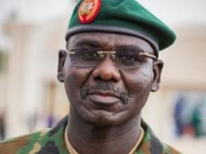 Nigeria's Chief of Army Staff Major General Buratai