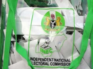Collation of votes by Independent National Electoral Commission (INEC)