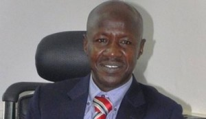 Acting Chairman, economic and Financial Crimes Commission (EFCC), Ibrahim Magu