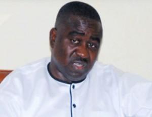 Benue state former Governor, Gabriel Suswam