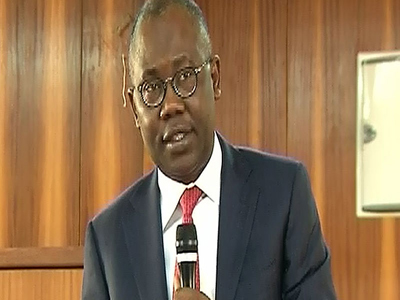 Nigeria's former Attorney-General of the Federation and Minister of Justice, Mohammed Bello Adoke