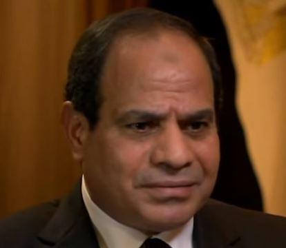 Egypt President Abdelfattah Elsisi