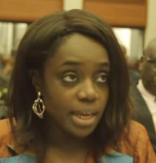 Nigeria Finance Minister, Kemi Adeosun