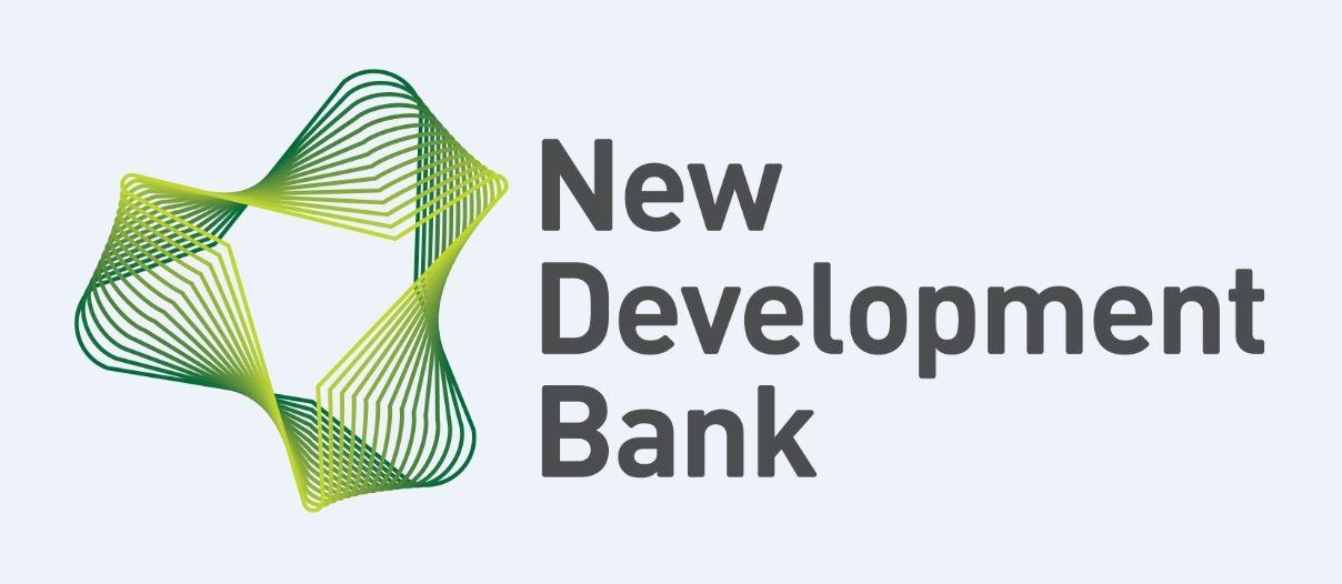 The New Development Bank BRICS (NDB BRICS) logo
