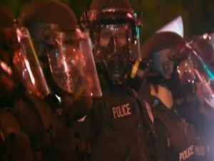 Riot police / Special forces