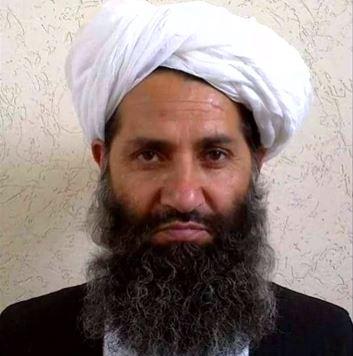 Taliban's Mullah Haibatullah Akhundzada