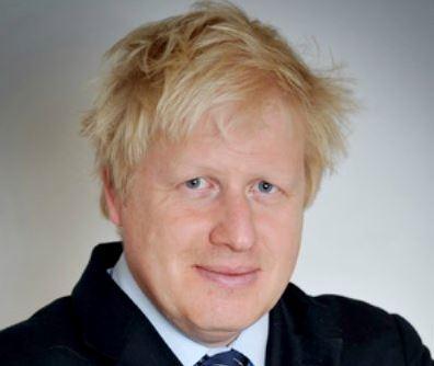 Boris Johnson (Image source @BorisJohnson)