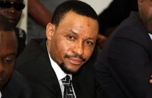 Code of Conduct Tribunal Chairman Danladi Umar
