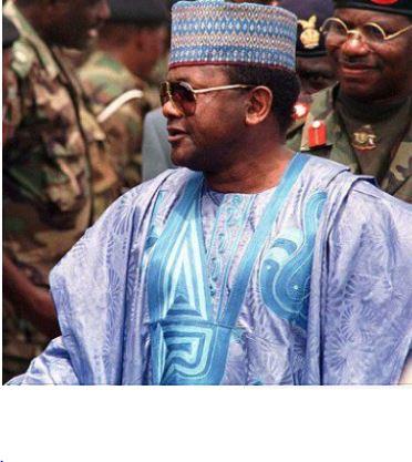 General Sani Abacha (1943 - 1998)