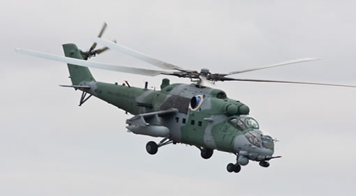 Nigeria Air Force aircraft