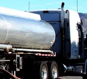 Tanker. Truck