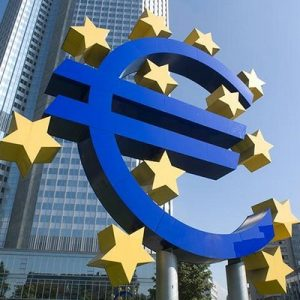 The European Central Bank is the central bank for Europe's single currency, the euro.