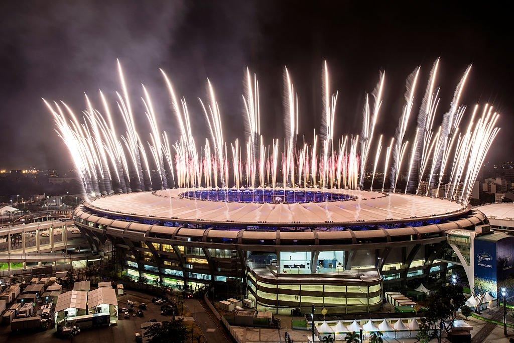 Olympic Games: Image credit @Rio2016_en / Twitter