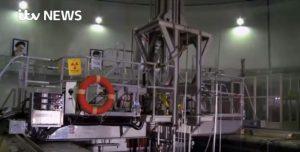 An Iranian nuclear reactor