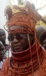 Oba Ewuare II N'Ogidighan of Benin
