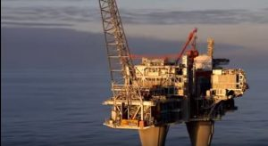 Oil refinery/platform