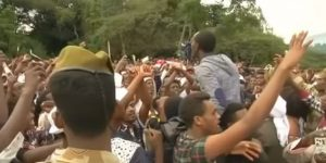 Protests in Ethiopia over several months has threatened the nation's stability, says the government