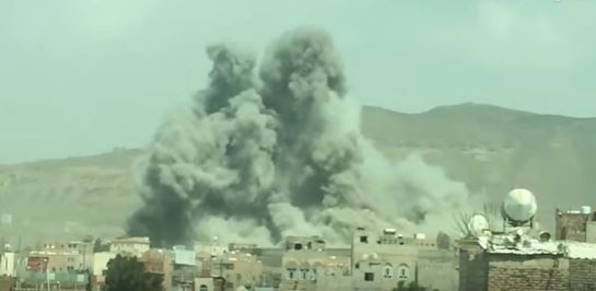 Saudi-led forces are locked in a war against Houthi rebels in Yemen