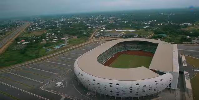 Akwa Ibom International Stadium, Uyo