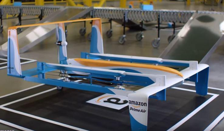 Amazon's Prime Air drone