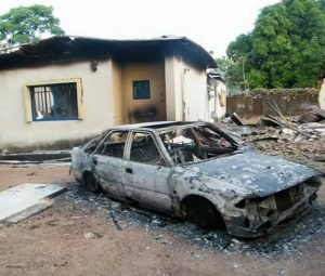 Arson, killing of innocents by suspected Fulani herdsmen have been rampant in the southern part of Kaduna State, Nigeria.