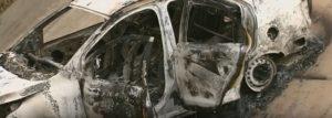 Greek Ambassador to Brazil, Kyriakos Amiridis 59-yo was found dead in this burnt car. (Dec 2016)
