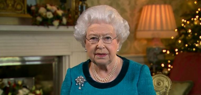 Queen of England Elizabeth II