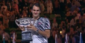2017 Australian Open: Roger Federer vins the 18th Grand Slam Title of his career