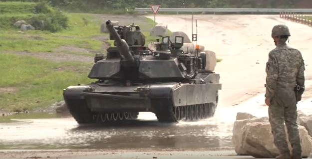 Military armoured personnel carrier