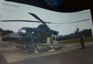 RVSG helicopter