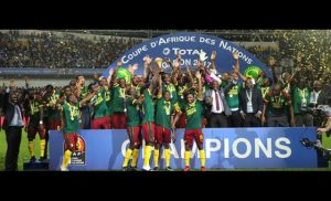 Cameroon Won 2017 Africa Cup Of Nations hosted by Gabon, 5 Feb 2017