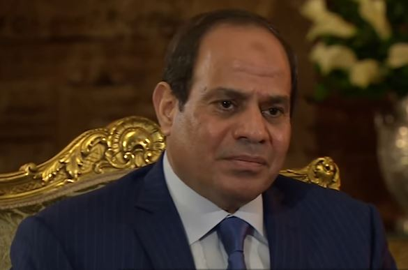 Alarm Raised Over Bill Allowing Sisi To Rule Egypt Until 2034