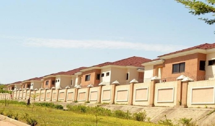 Kaduna builds 100 Houses for low income earners (Image credit Voice of Nigeria)