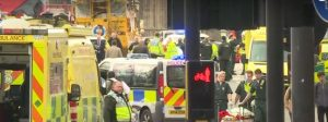 Terror incident in Westminster, 22 March 2017