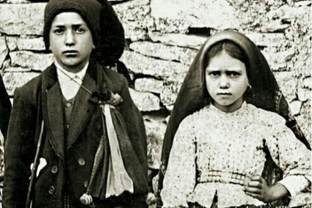 Blessed Francisco and Jacinta Marto (Image source: Catholic News Agency)