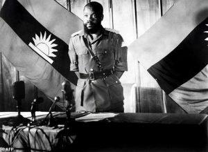Chukwuemeka Odumegwu-Ojukwu. (Image credit: AFP)