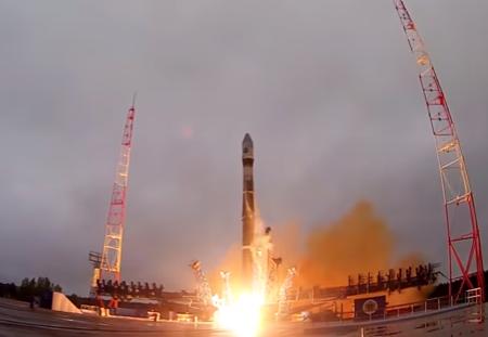 Rocket/Satellite launch