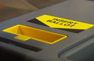 Vote - Ballot box