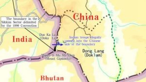 China, India agrees to end 2-month-long standoff in borderline, Doklam. (Image credit: @PDChina/People's Daily, China‏)