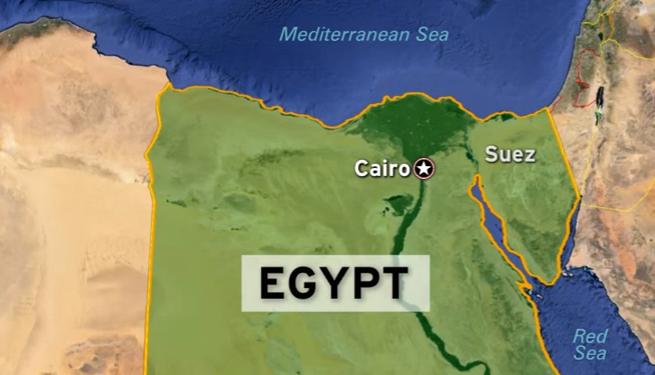 Egypt, Suez Canal