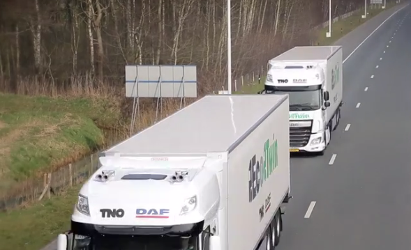 Lorry. Truck...