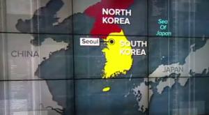 North Korea, South Korea, Sea of Japan