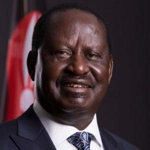 Raila Odinga. (Image credit: Twitter/@RailaOdinga)